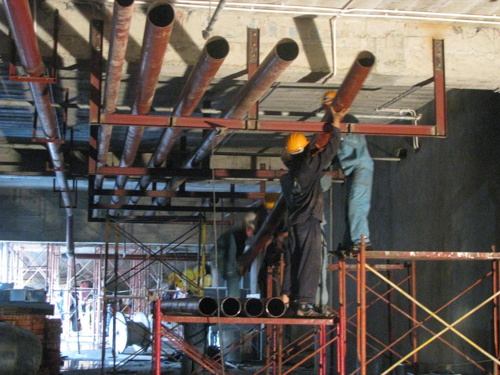 Lắp Đặt Hệ Thống Điện M&E